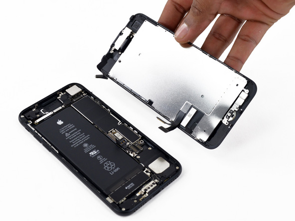 Iphone 7 display assembly replacement \u2013 iPhone Repair Dallas